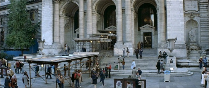 Ghostbusters 1984 Filming Locations The Movie District