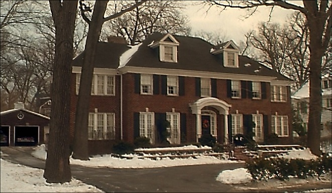 Home Alone 1990 Filming Locations The Movie District