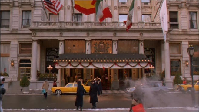Home Alone 2: Lost in New York (1992) Filming Locations ...