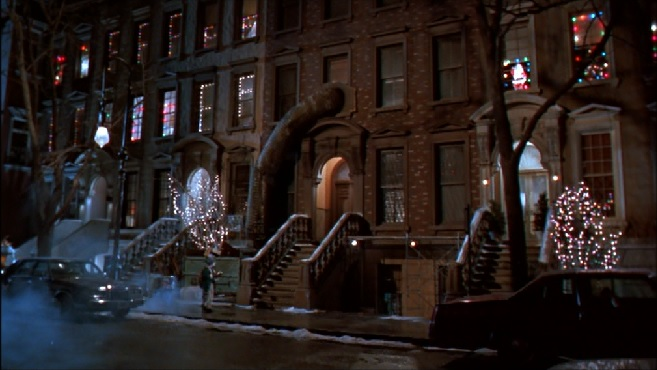 Home Alone 2, Lost in New York, Filming Locations, Christmas, movie, houses, films, movies, homes, real life, price, festive, McCallister