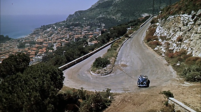 To Catch A Thief 1955 Filming Locations